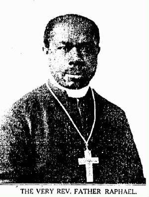 Fr. Raphael Morgan against Marcus Garvey - Orthodox History