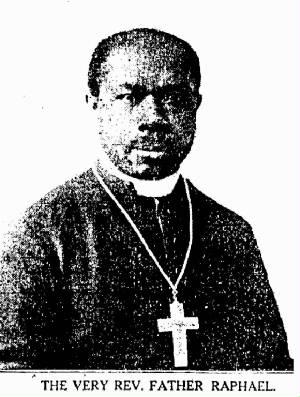 Fr Raphael Morgan