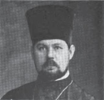 Fr. Vladimir Alexandrov, circa 1915