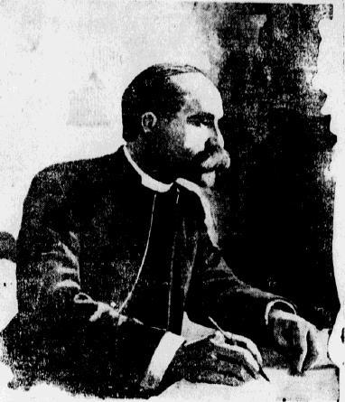 Fr. Ingram Nathaniel Irvine, 1905