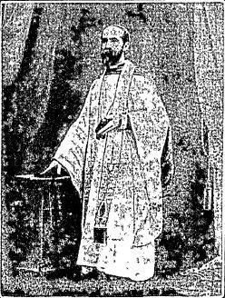 Fr. Ingram Nathaniel Irvine