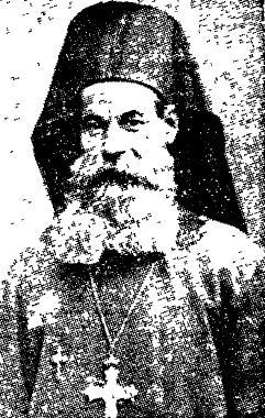 Archimandrite Meletios Karroum, 1904