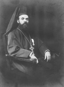 Fr. Stephanos Macronis, San Francisco, 1911