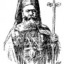 Archbishop Dionysius Latas of Zante (Chicago Tribune, 9/12/1893)