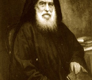 Patriarch Joachim II of Constantinople (image from Wikimedia Commons)