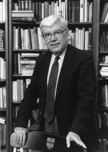 Dr. Jaroslav Pelikan died on May 13, 2006