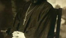 Fr. Joseph Xanthopoulos (from the website of St. Mary Antiochian Orthodox Church, Wilkes-Barre, PA)