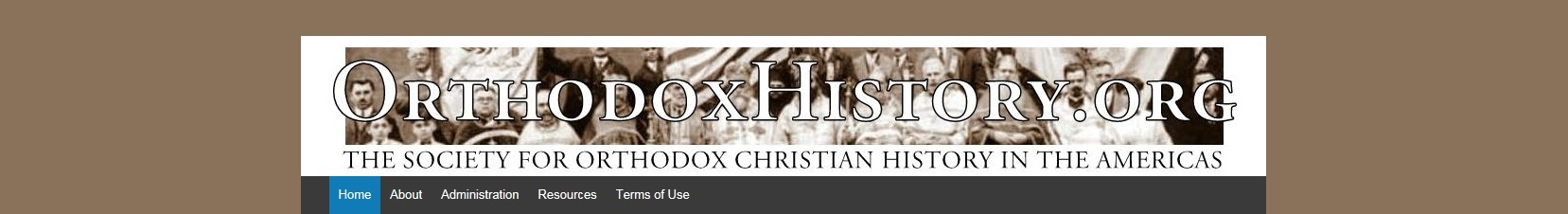 Orthodox History.org
